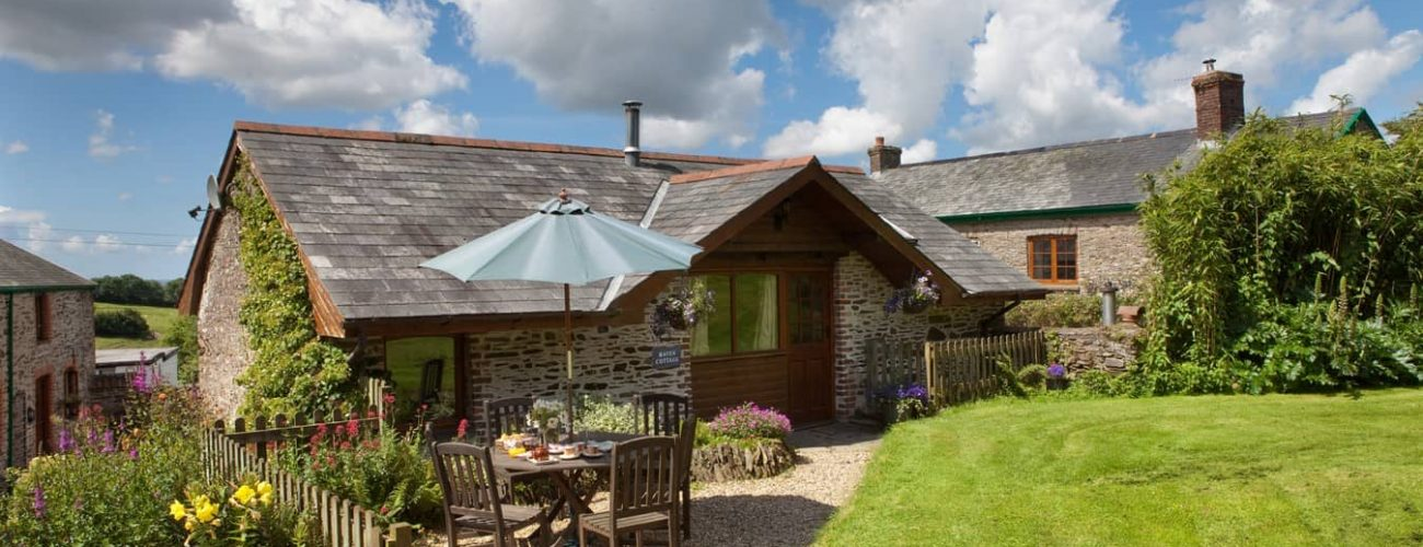The Haven Cottage Bampfield Farm Self-Catering Cottages in North Devon.