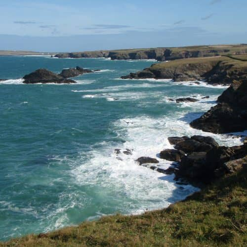 Enjoy scenic walks around the South West Coast while staying at Bampfield Farm holiday cottages.