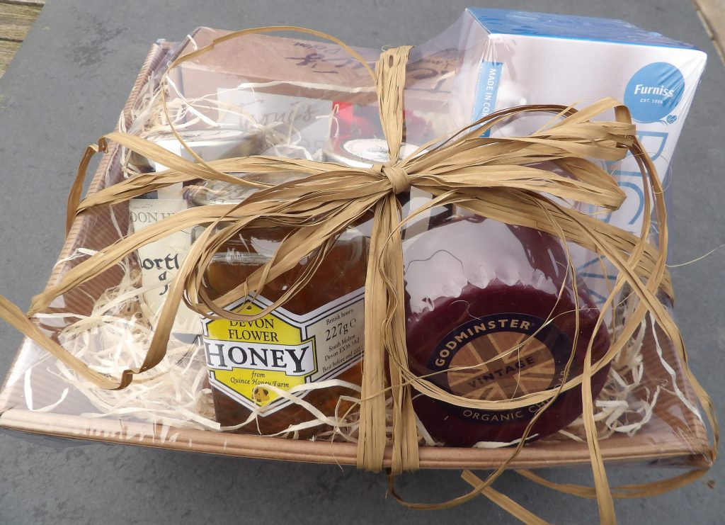 Devon Hamper Special Offer
